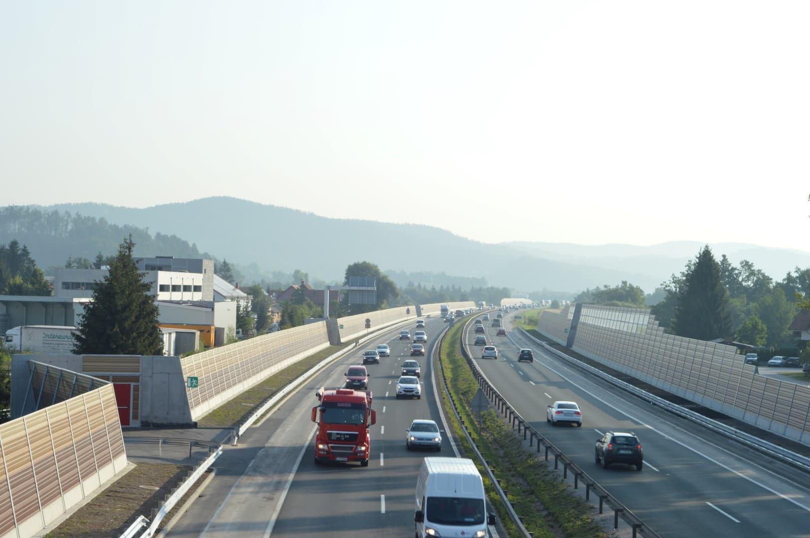 Prometni hrup AC Brezovica-Vrhnika slika3