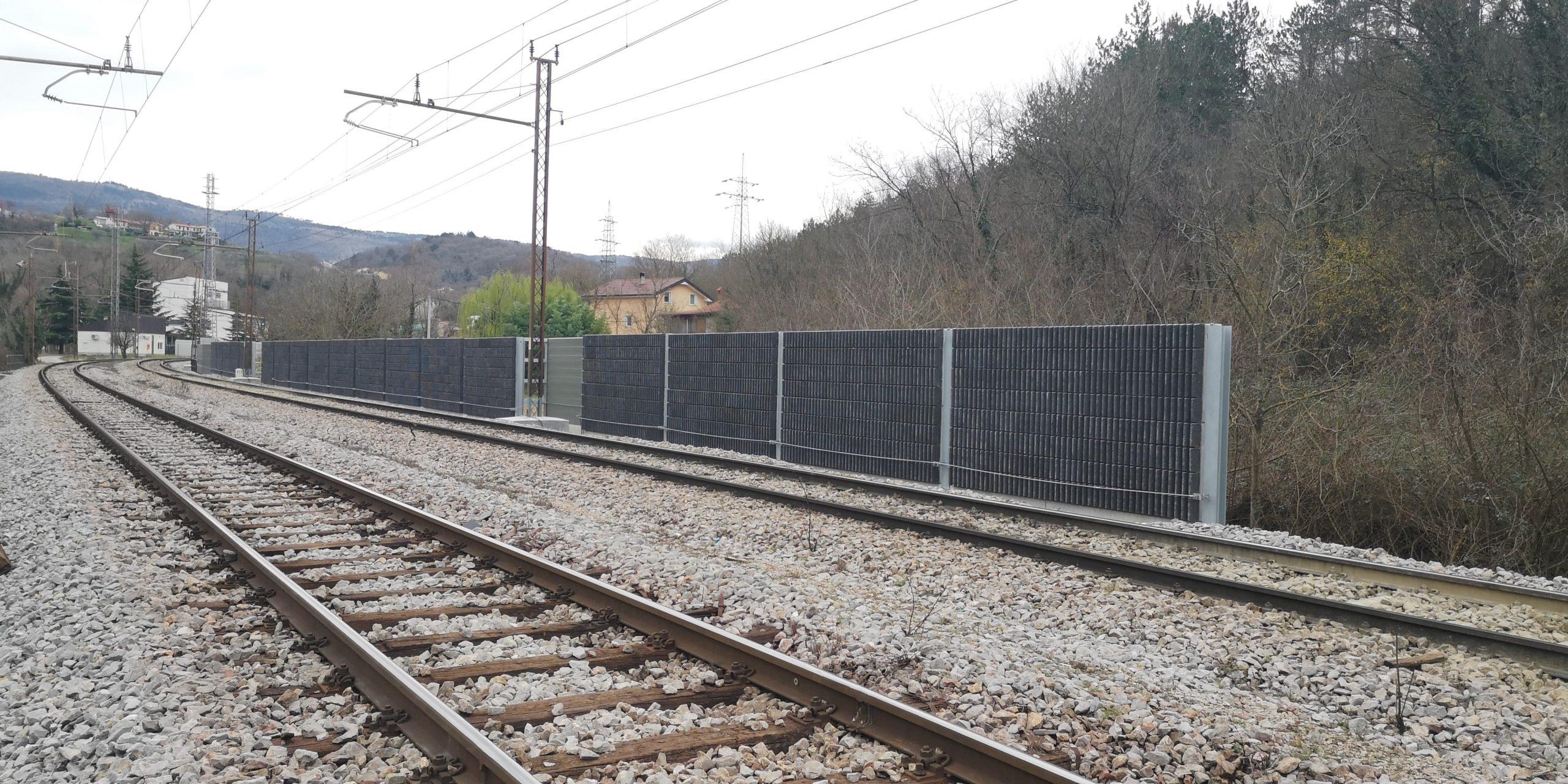 Prometni hrup Divača-Koper slika9