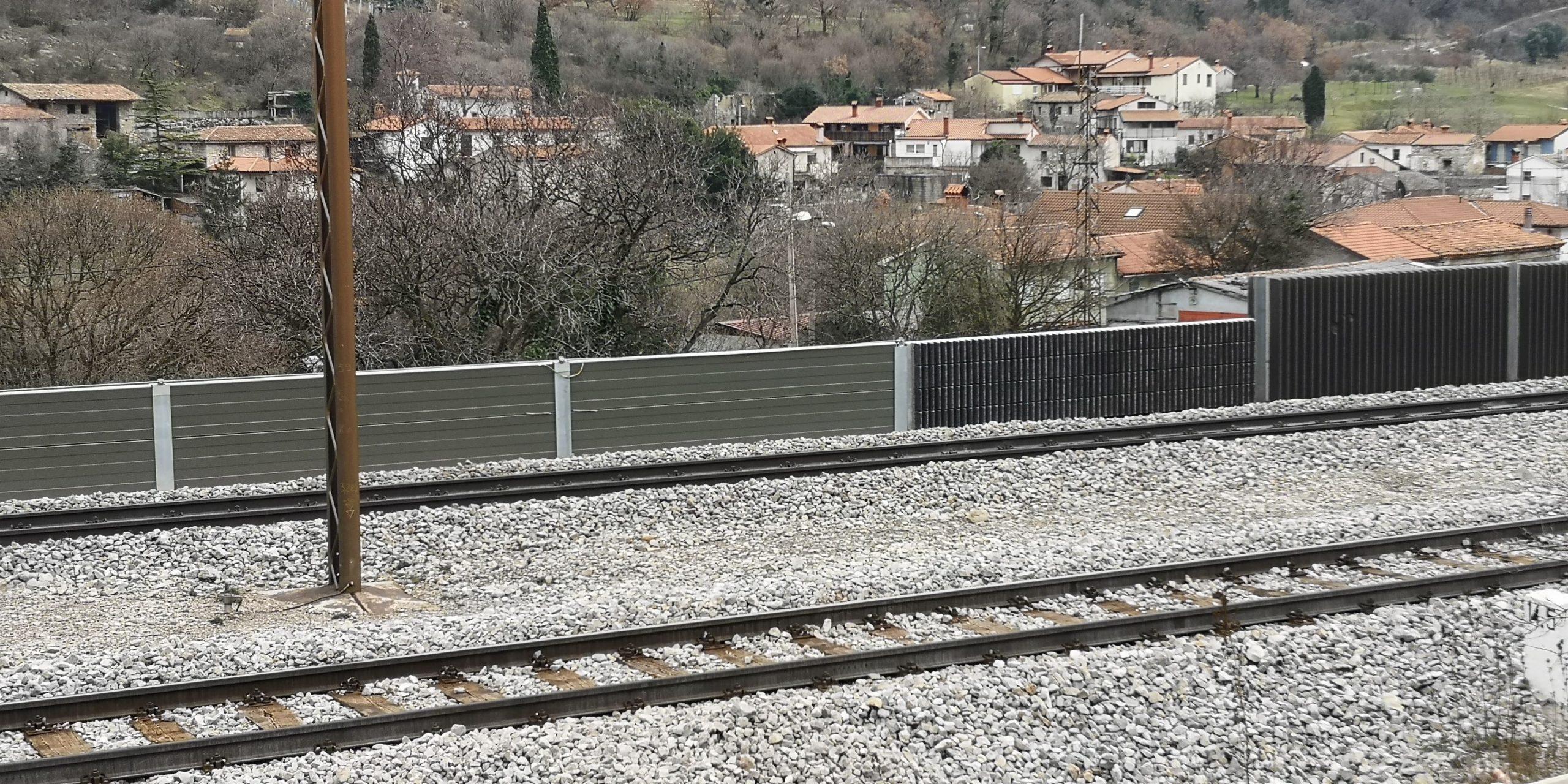 Prometni hrup Divača-Koper slika12