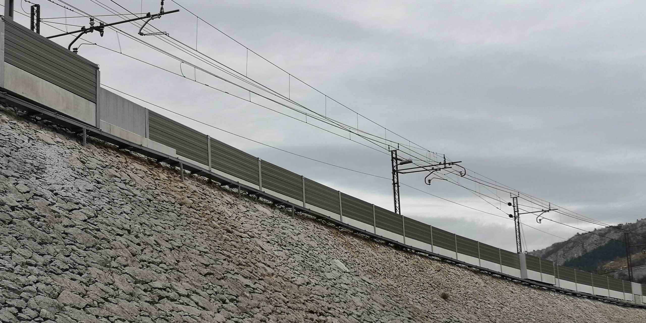 Prometni hrup Divača-Koper slika15