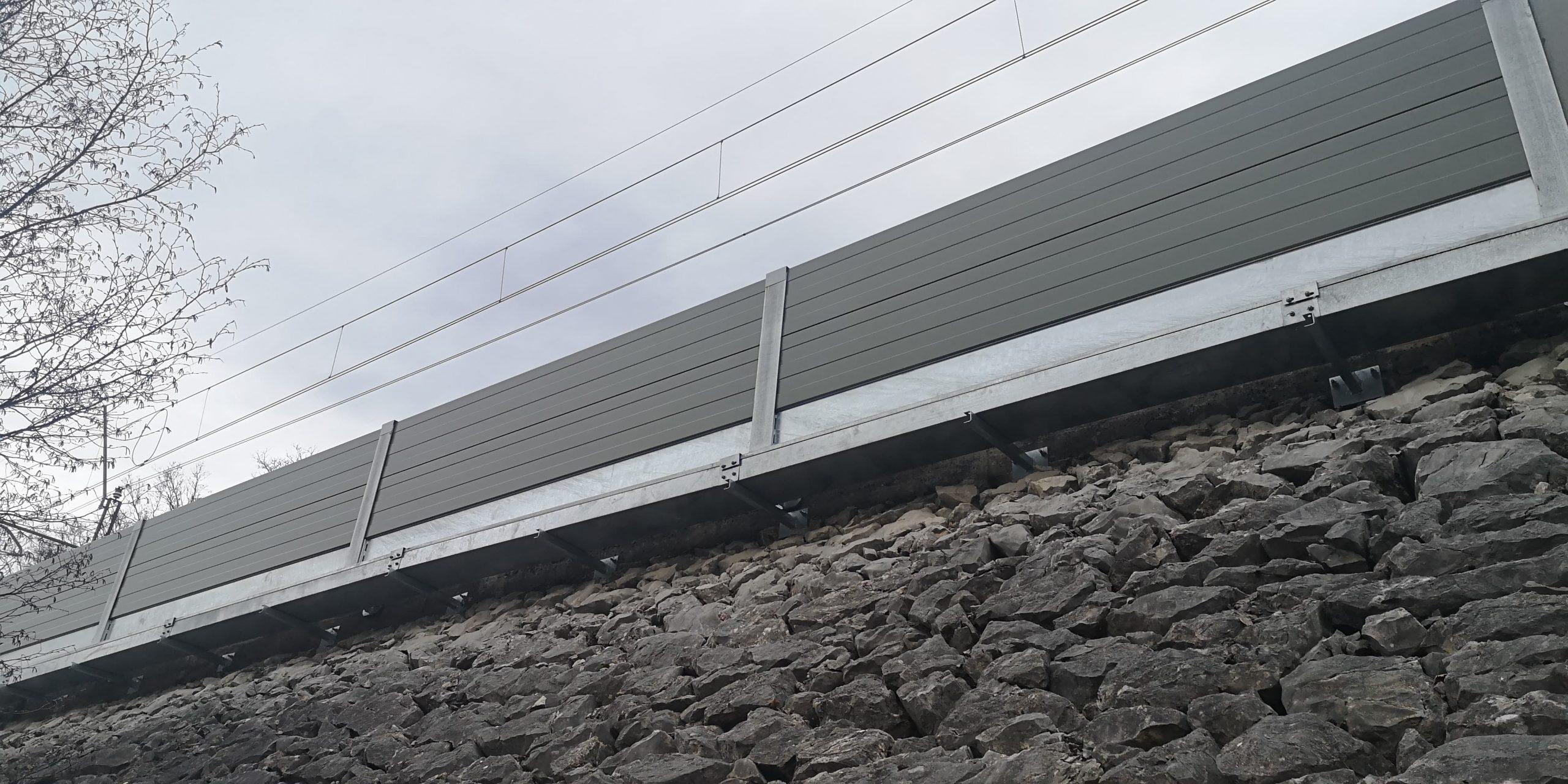 Prometni hrup Divača-Koper slika19
