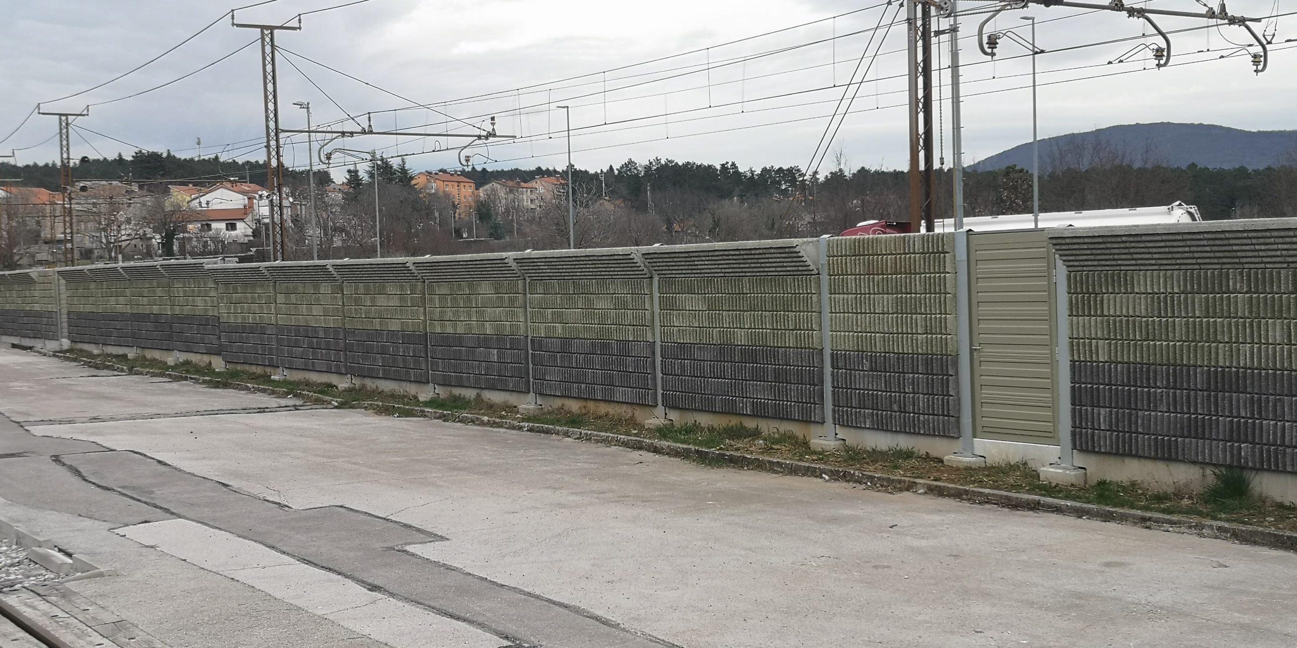 Prometni hrup Divača-Koper slika22