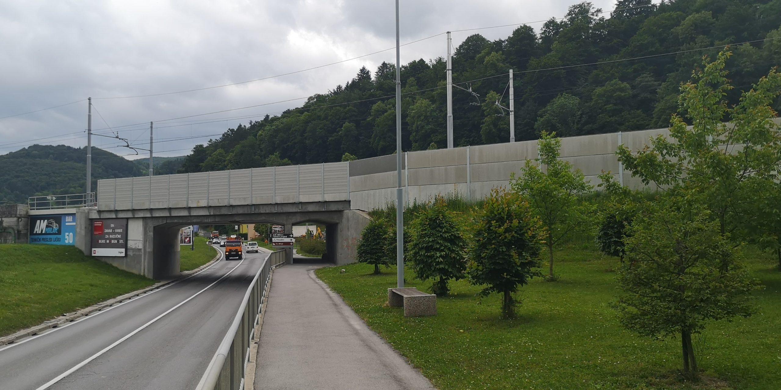 Prometni hrup Zidani Most-Celje slika33