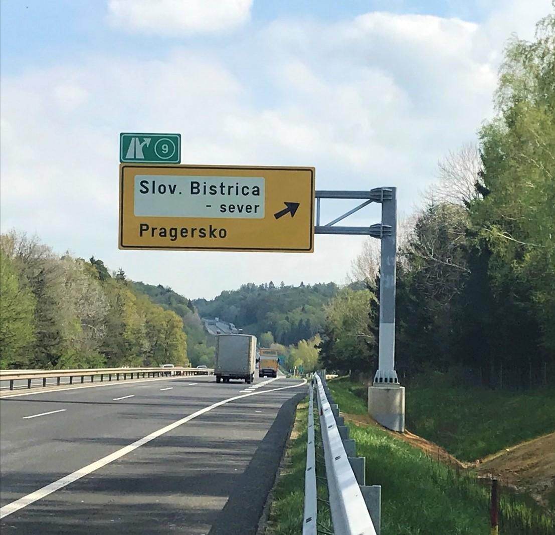 Prometna oprema kažipotna signalizacija A1 slika1