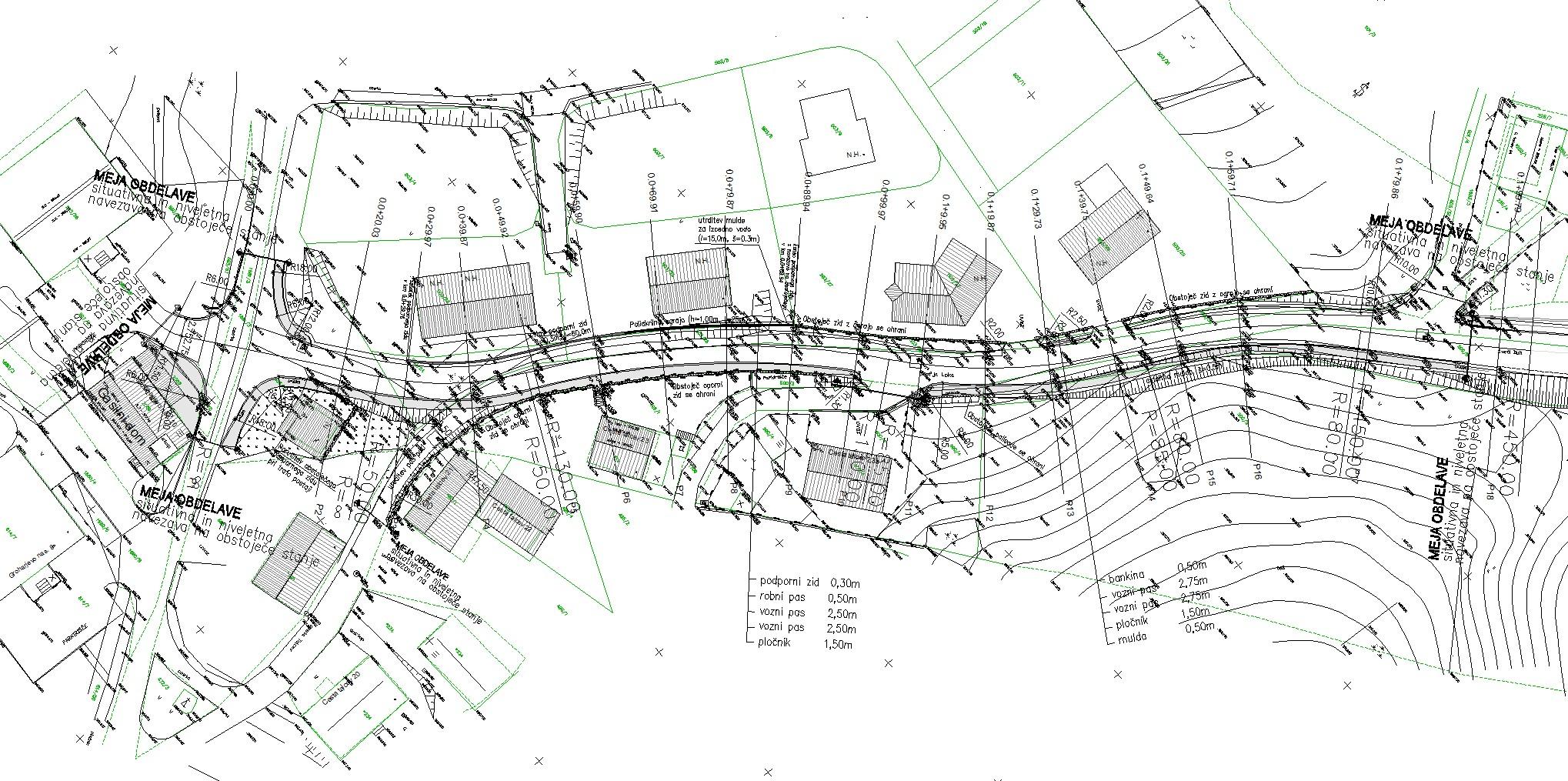 Prometno načrtovanje Gavžnik Škofja Loka slika5