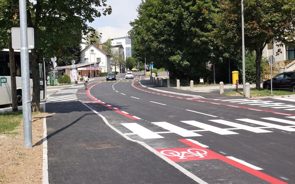 Prometno načrtovanje Taborska cesta Grosuplje slika6