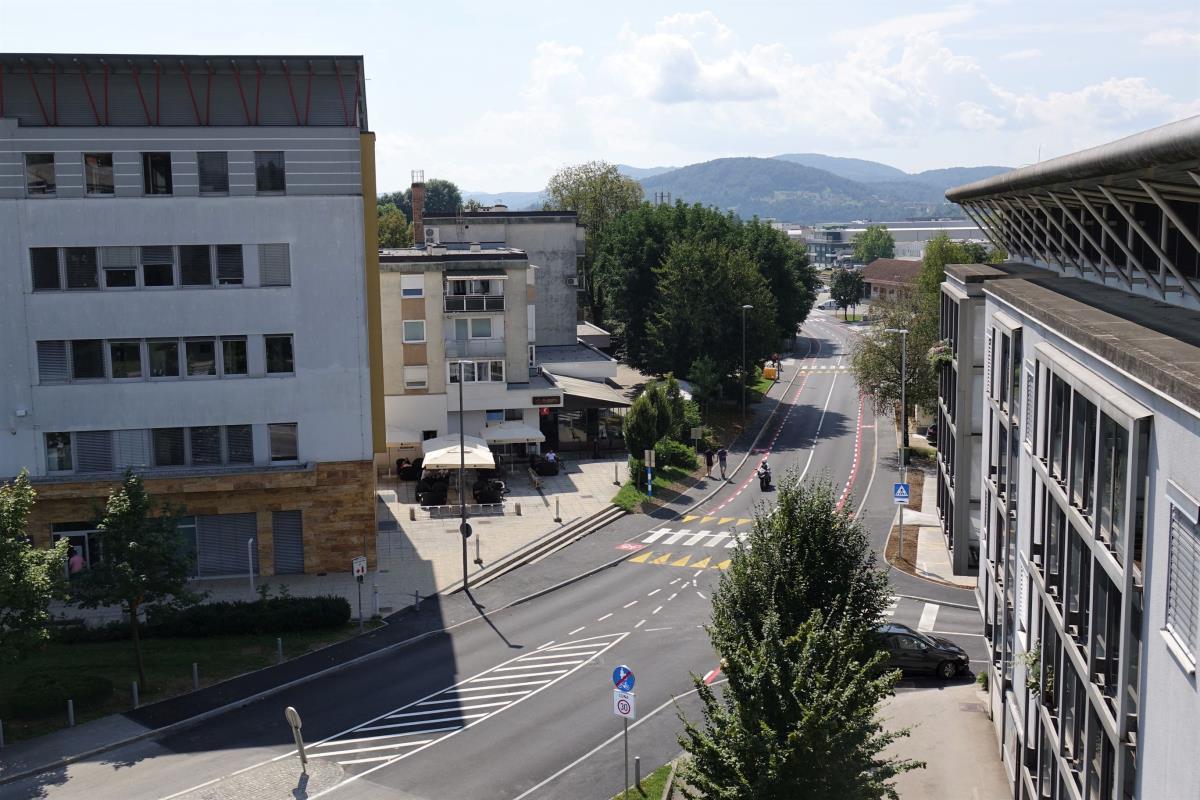 Prometno načrtovanje Taborska cesta Grosuplje slika1