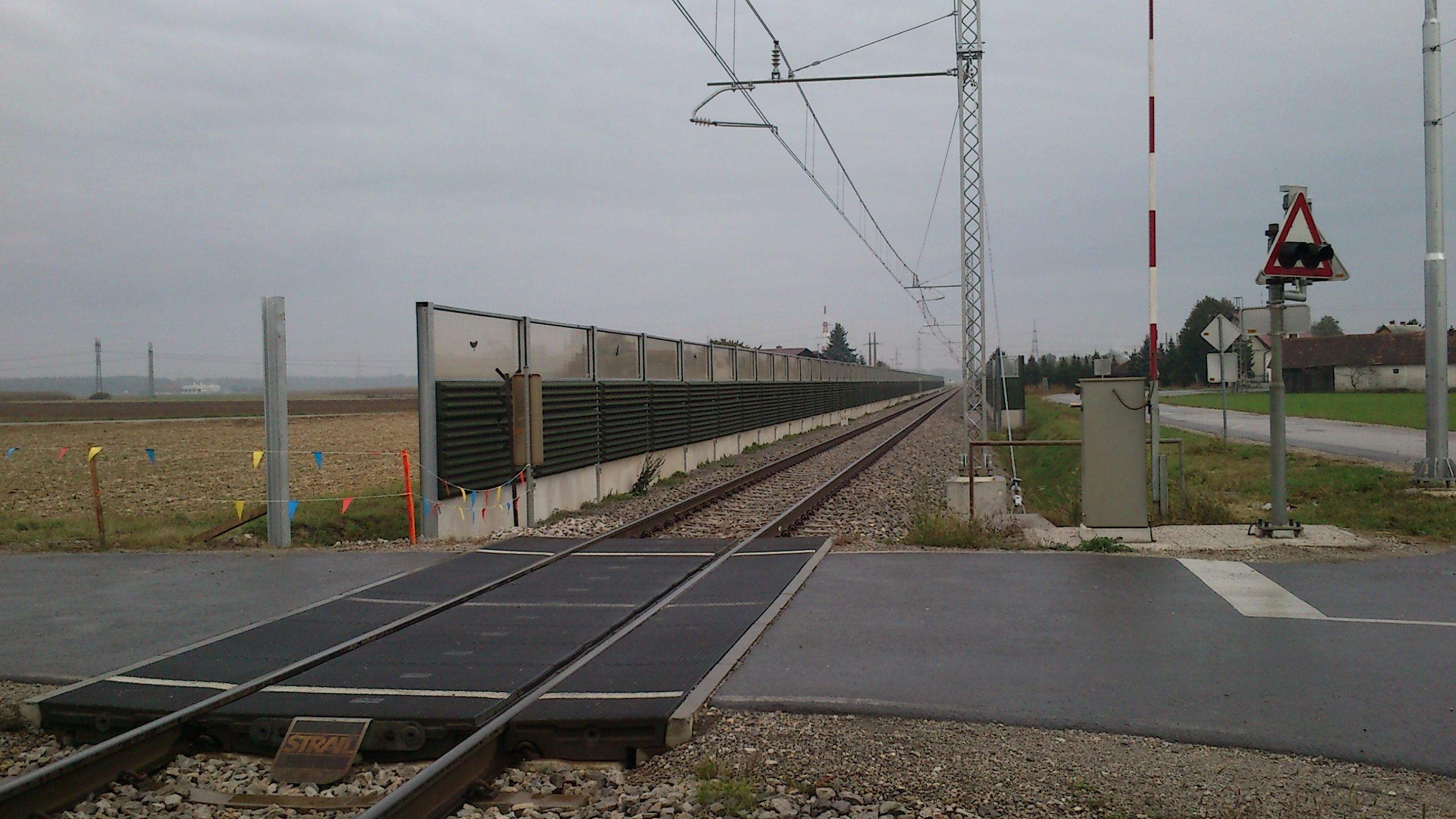 Prometni hrup Pragersko-Hodoš slika1