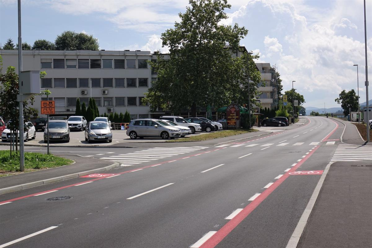 Prometno načrtovanje Taborska cesta Grosuplje slika3