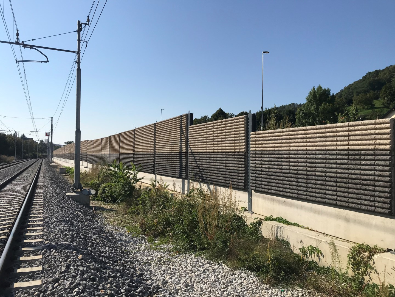 Prometni hrup Maribor - Šentilj slika1