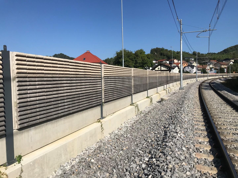Prometni hrup Maribor - Šentilj slika6